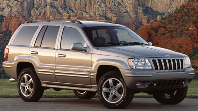 Used Buick Suv >> 2002 Jeep Grand Cherokee Review