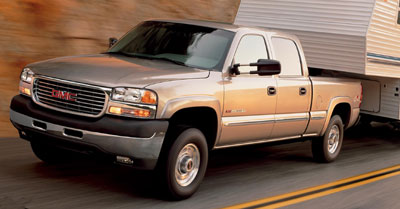 2002 GMC Sierra
