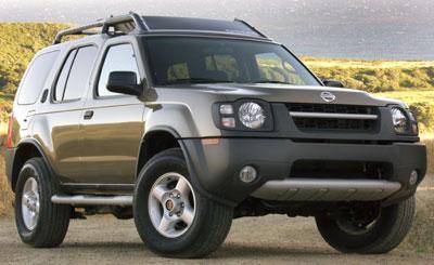 Xterra on 2000 Nissan Xterra Engine