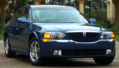 2002 Lincoln Ls Review