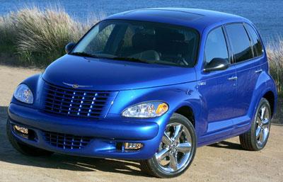 2003 Chrysler Pt Cruiser Review