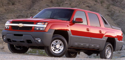 2002 Chevrolet Avalanche Review