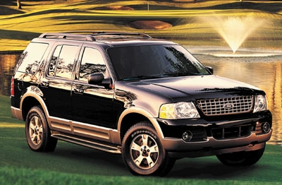 Range Rover Used >> 2003 Ford Explorer Review