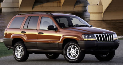 2003 Jeep Grand Cherokee Review