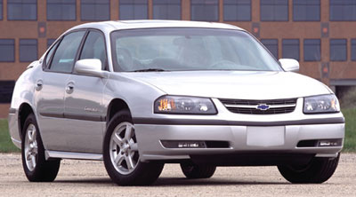 2003 Chevrolet Impala Review