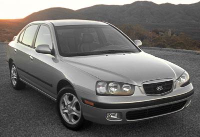 2003 Hyundai Elantra Review