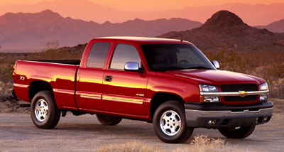 2003 chevrolet silverado review. Black Bedroom Furniture Sets. Home Design Ideas