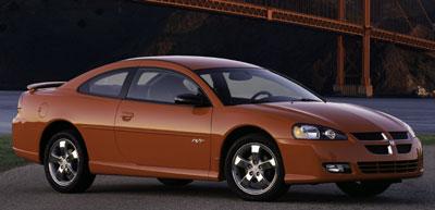 2003 Dodge Stratus Review