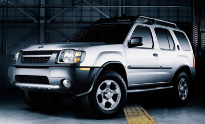 2003 Nissan Xterra Review