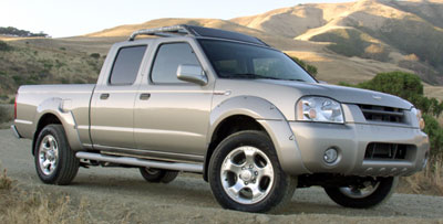 Nissan Frontier Bed Size >> 2003 Nissan Frontier Review