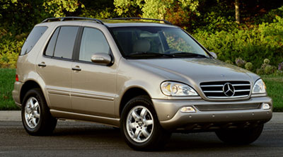 2003 Mercedes-Benz M-Class Review