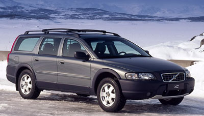 2003 Volvo V70 Cross Country Review