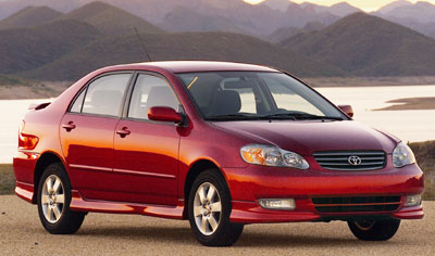 2004 Toyota Corolla Review