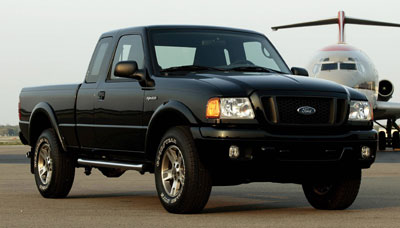 2004 Ford Ranger Review