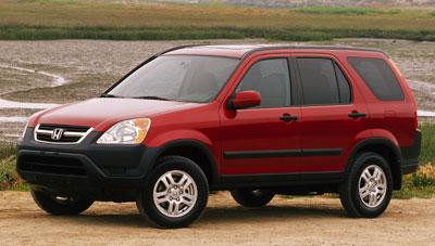 2004 Honda Cr V Review