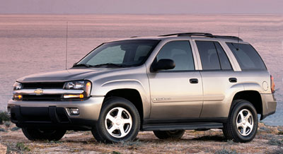 2004 chevrolet trailblazer review. Black Bedroom Furniture Sets. Home Design Ideas
