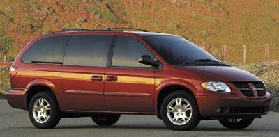 2004 Dodge Caravan Grand Caravan Review