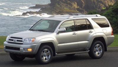 2004 Toyota 4Runner Review