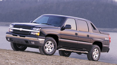 2004 chevrolet avalanche review. Black Bedroom Furniture Sets. Home Design Ideas