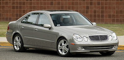2004 Mercedes Benz E Class Review