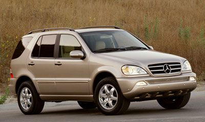2004 mercedes benz m class review for 2003 mercedes benz suv