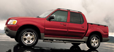2004 Ford Explorer Sport Trac Review