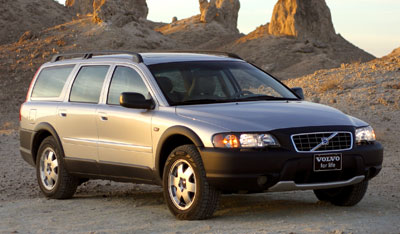 Town And Country Honda >> 2004 Volvo V70 / Cross Country Review