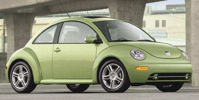 2004 Volkswagen Beetle Review