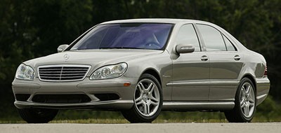 2004 Mercedes Benz S Class Review