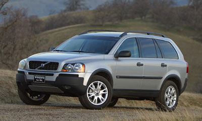 2004 volvo xc90 review. Black Bedroom Furniture Sets. Home Design Ideas