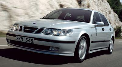 Hero on European 2000 Saab