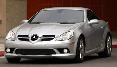 2005 Mercedes Benz Slk Class Review