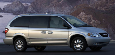 2005 Chrysler Town Amp Country Review
