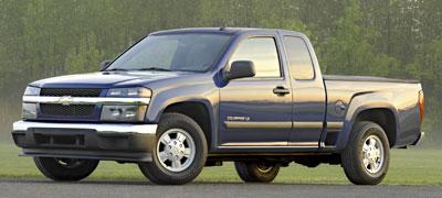 2005 Chevrolet Colorado Review