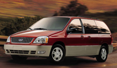 2005 Ford Freestar Review