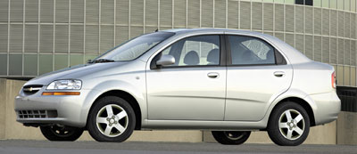 2005 chevrolet aveo review. Black Bedroom Furniture Sets. Home Design Ideas