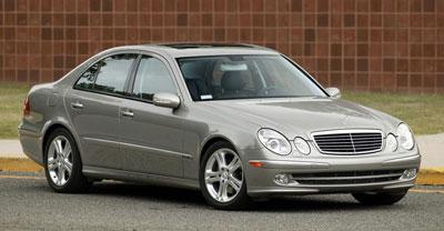 2005 mercedes benz e class review for Mercedes benz e class 2005