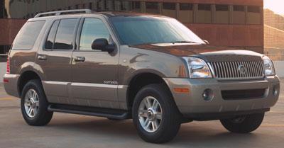 Subaru Towing Capacity >> 2005 Mercury Mountaineer Review
