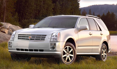 Range Rover Used >> 2005 Cadillac SRX Review