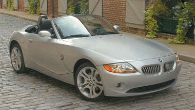 2005 Bmw Z4 Review