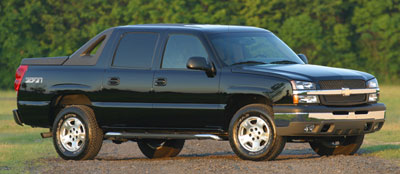2005 chevrolet avalanche review. Black Bedroom Furniture Sets. Home Design Ideas