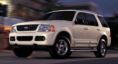 2005 Ford Explorer Review