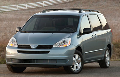 2005 Toyota Sienna Review