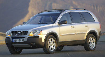 2005 volvo xc90 review. Black Bedroom Furniture Sets. Home Design Ideas