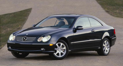 2005 Mercedes Benz Clk Review