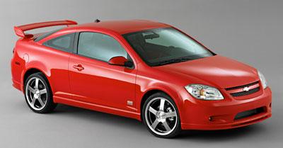 2005 Chevrolet Cobalt Review