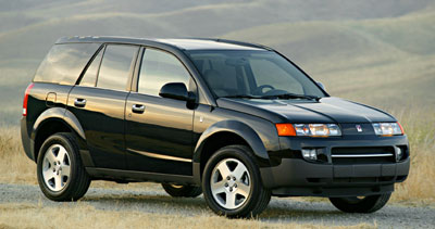 Range Rover Used >> 2005 Saturn Vue Review