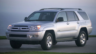 2005 toyota 4runner review. Black Bedroom Furniture Sets. Home Design Ideas