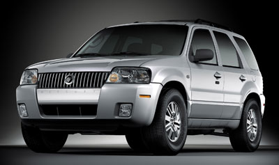 2005 Mercury Mariner Review