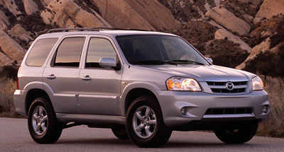 2005 Mazda Tribute Review